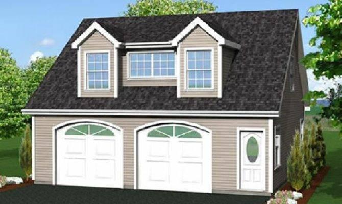 Real Shed Garage Plans Loft