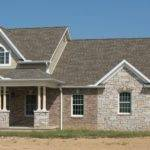 Real Stone Brick House