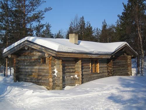 Really Easy Build Log Cabin