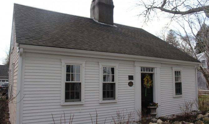 Rebuilding Cape New Kind Cod House