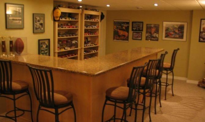Rec Room Bar Rooms Pinterest