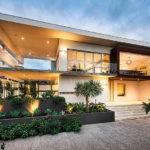 Rectangular House Splendid Architecture Interior Design