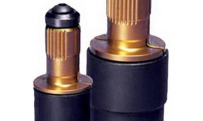 Rectorseal Goldengrip Heat Tempered Steel Internal