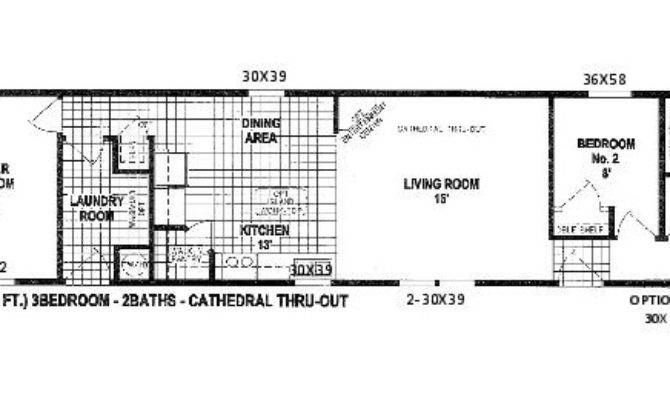 Redman Mobile Home Floor Plans Homes