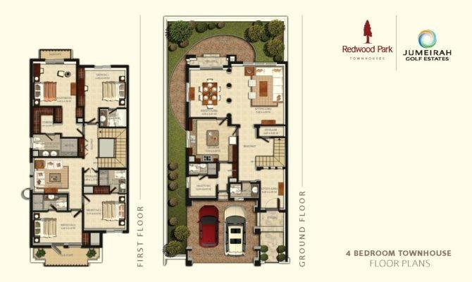 Redwood Park Bedroom Floorplan