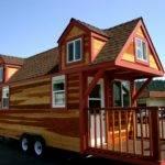 Redwood Tinyhouse Tiny House Giant Journey