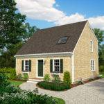 Reef Cape Cod Builders Dory Home Plan Collections