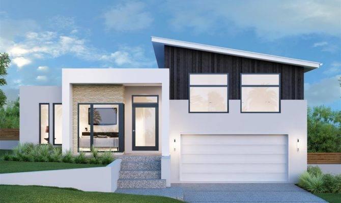 Regatta Split Level Home Designs New South Wales