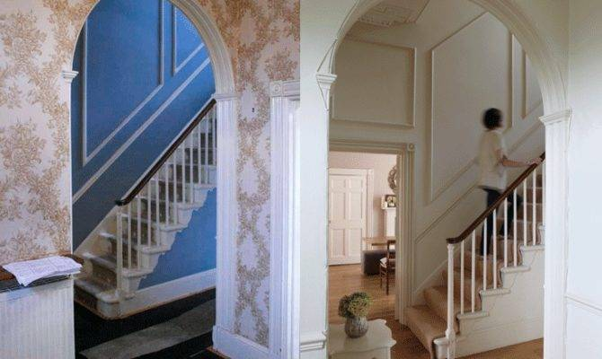 Regency Design Renovation Hallways Staircases