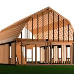 Related Barn Garage Plans Gambrel Roof Style