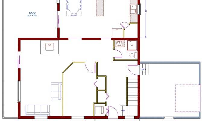 Related Shaped Kitchen Floor Plans
