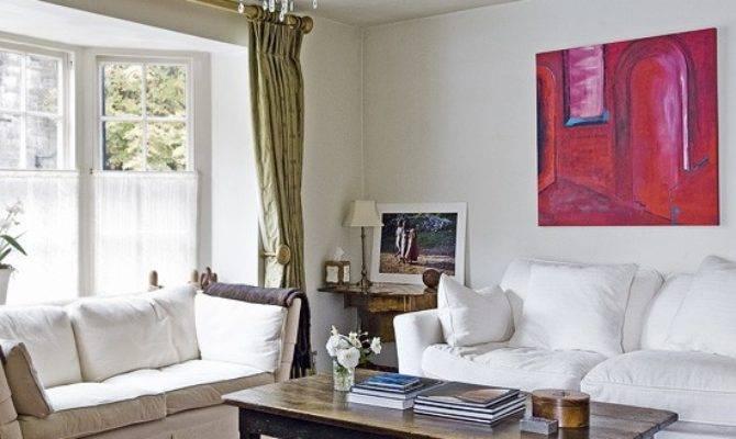 Relaxed Living Room Housetohome