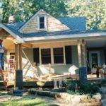 Remodelaholic Home Exterior Facelift Adding Porch