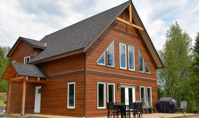 Remote Energy Efficient Cottage Northern Pacific Homes