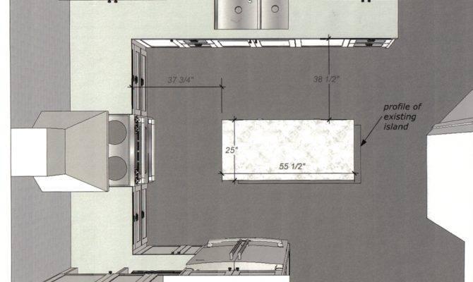Renaissance Daze Kitchen Renovation Updating Shaped