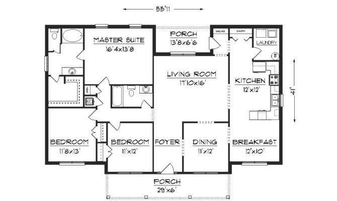 Renovation Home Floor Plans