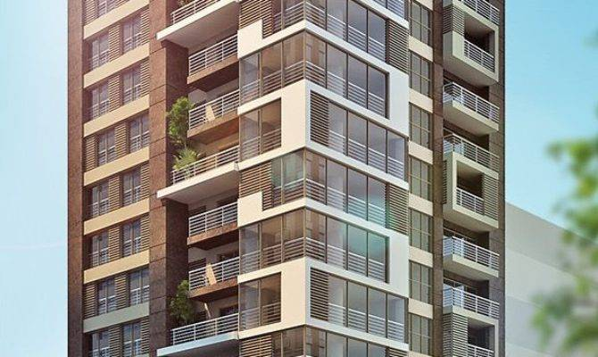 Residential Building Alexandria Behance