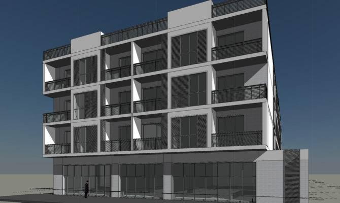 Residential Building Concept Design Aleksander