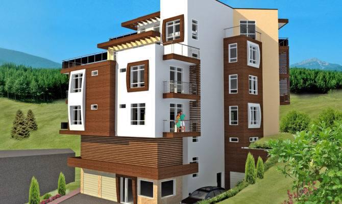 Residential Building Design Homes Floor Plans