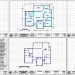 Residential Building Electrical Design Autocad Drawing Bibliocad