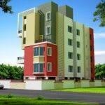 Residential Building Nigadi Milind Panchal Pune