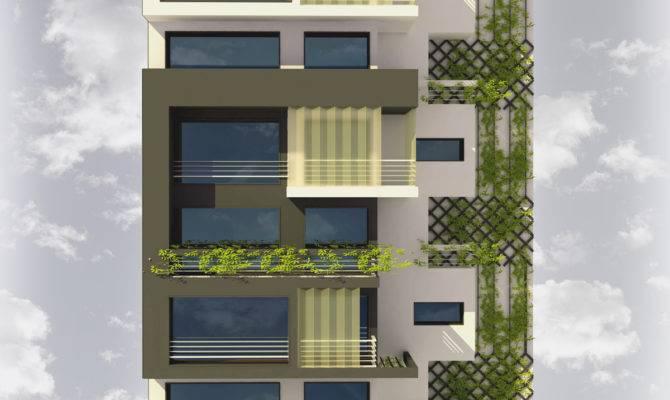 Residential Building Tehran Loosineh Davoodian