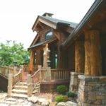 Residential Design Whiteside Rustic Home Moose
