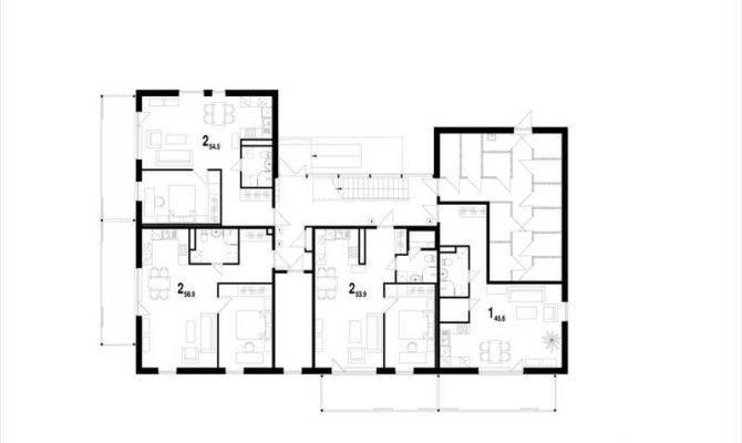 Residential Floor Plans Designs Ground