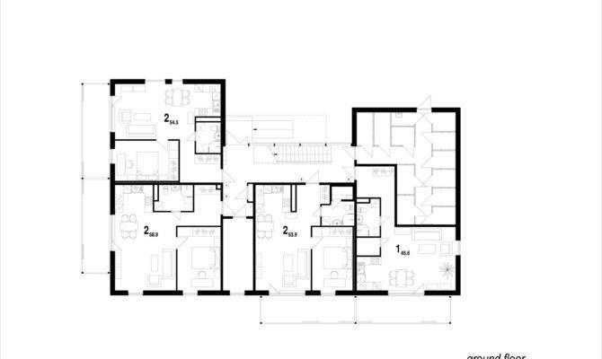 Residential Houses Pahkli Street Jvr Arhitektuurib Roo
