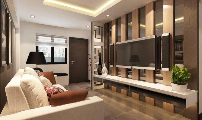 Residential Interior Design Hdb Renovation Contractor