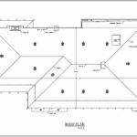 Residential Roof Plans Drawings