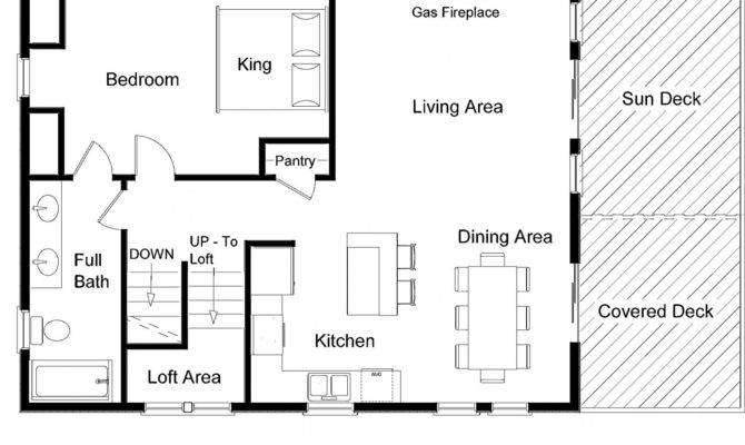 Restaurant Kitchen Floor Plans