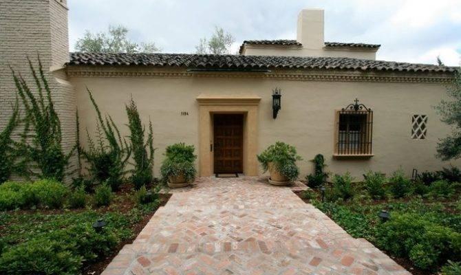 Restoration Palo Alto Mediterranean Andalusian Style Home