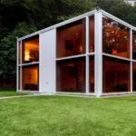 Restored Modern Glass House