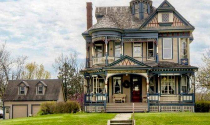 Restoring Victorian Home