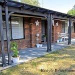 Restyle Relove Front Porch Tour Diy Paper Lanterns