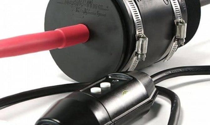 Retro Dws Internal Drain Sewer Heating