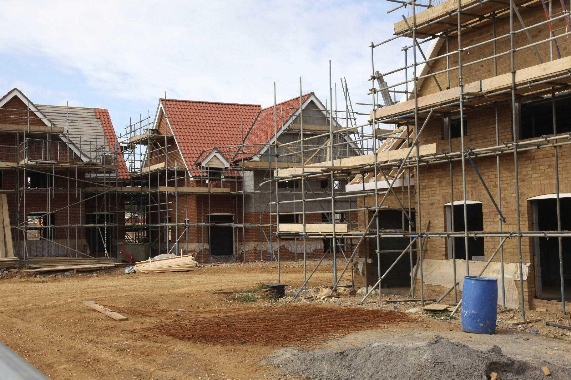 Rics Calls Funding Houses Across Yorkshire
