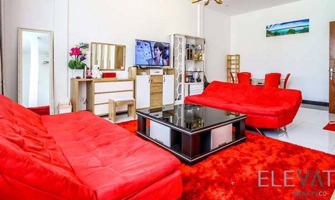 Riverside Bedroom Townhouse Rent Phsar Chas