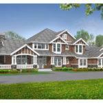 Rocktrail Luxury Rustic Home Plan House Plans More