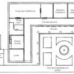 Roman House Floor Plan Villa Floorplan Scholastic