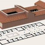 Roman House Plan Term Side Card