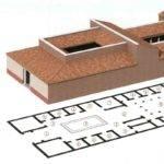 Roman House Pompeii Traditional Characteristics Atrium