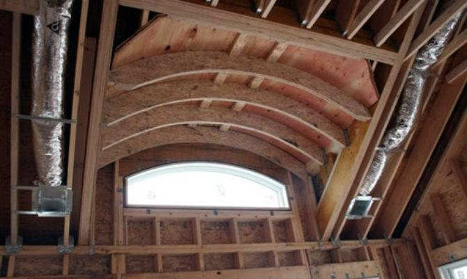 Roof Construction Eyebrow