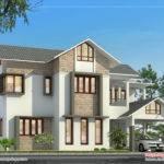 Roof Home Design Kerala Floor Plans