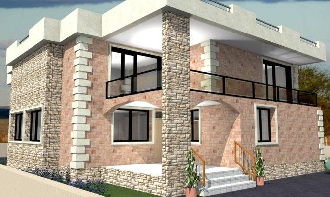 Roof Parapet Wall Design Imgkid