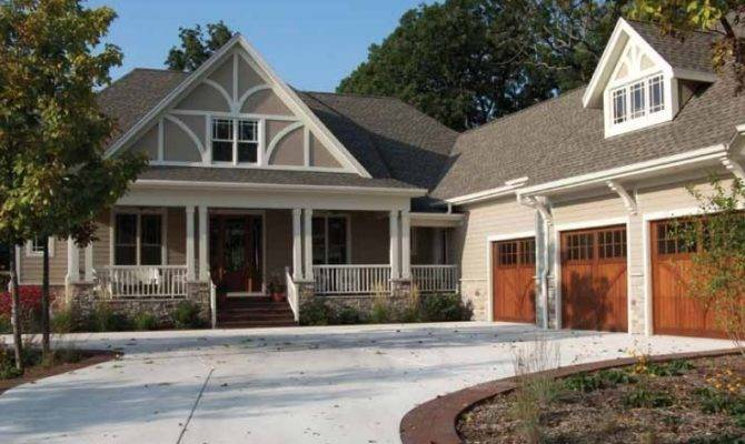 Roofs Craftsman Style Dominated Structure Simple Side