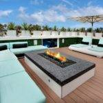 Rooftop Decks Outdoor Spaces Patio Ideas Gardens Hgtv