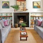 Room Fireplace Cozy Ideas Mantels Southern Living
