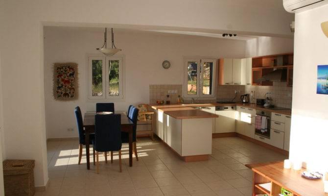 Room Formal Dining Open Floor Plan Kitchen Living